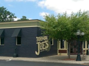 bohemian joes bar and grill